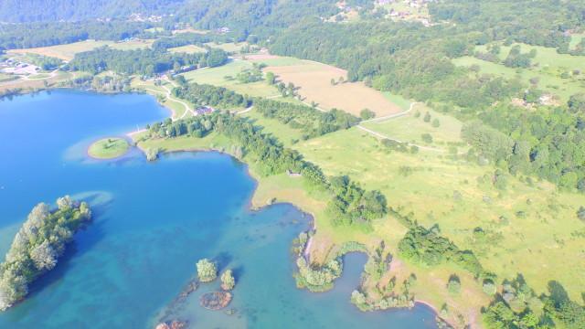 Lac des Hurtière France
