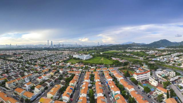 Fairview Park, New Territories, Hong Kong