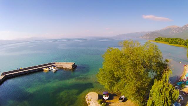 Lake Ohrid, St. Naum