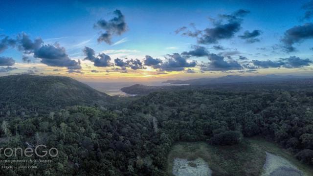 Lac Karihani, Tsingoni, Mayotte