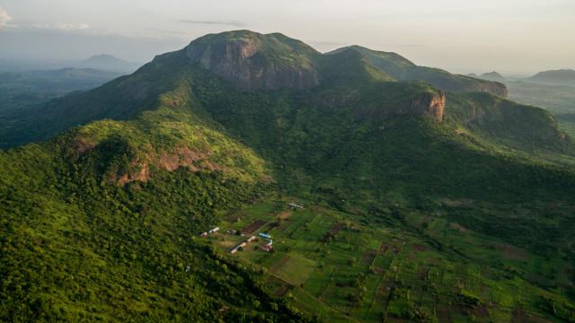 From the Kalongo, Northern Uganda