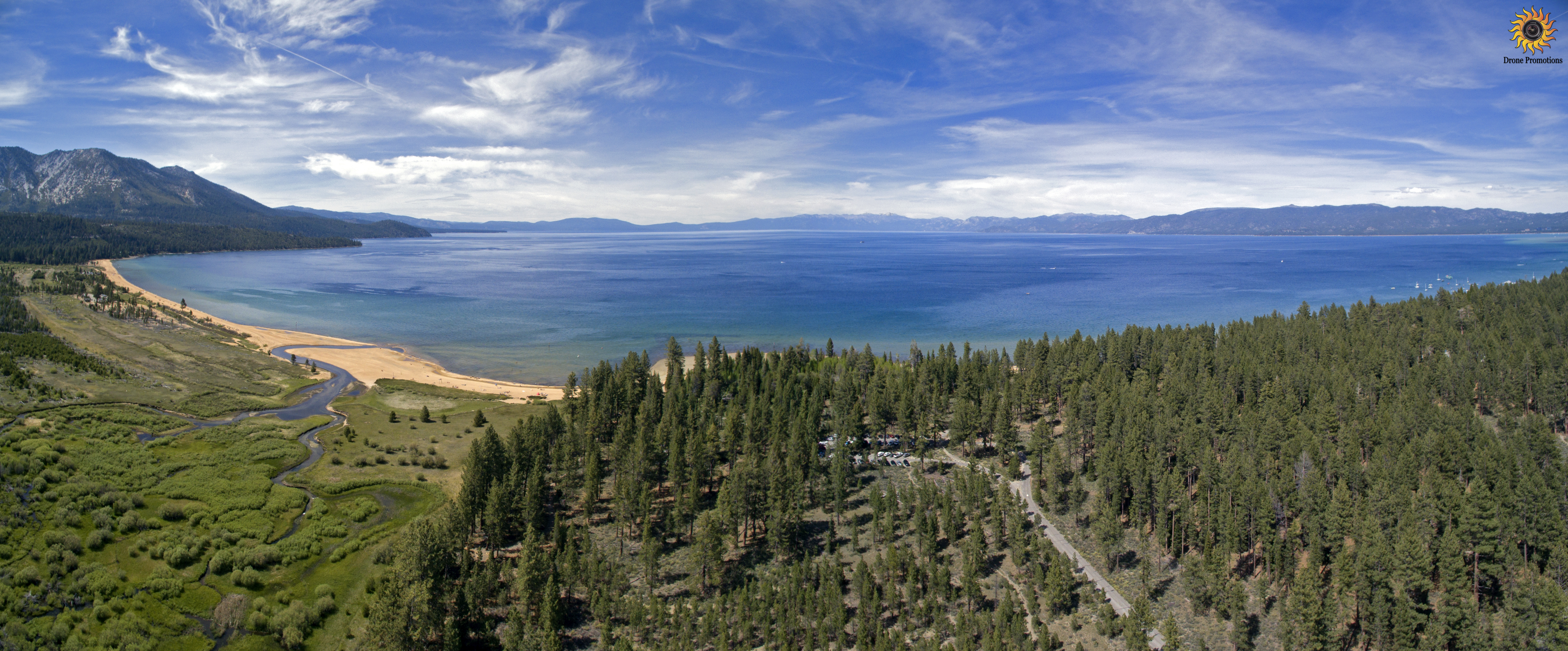 Taylor Creek, South Lake Tahoe, California, USA