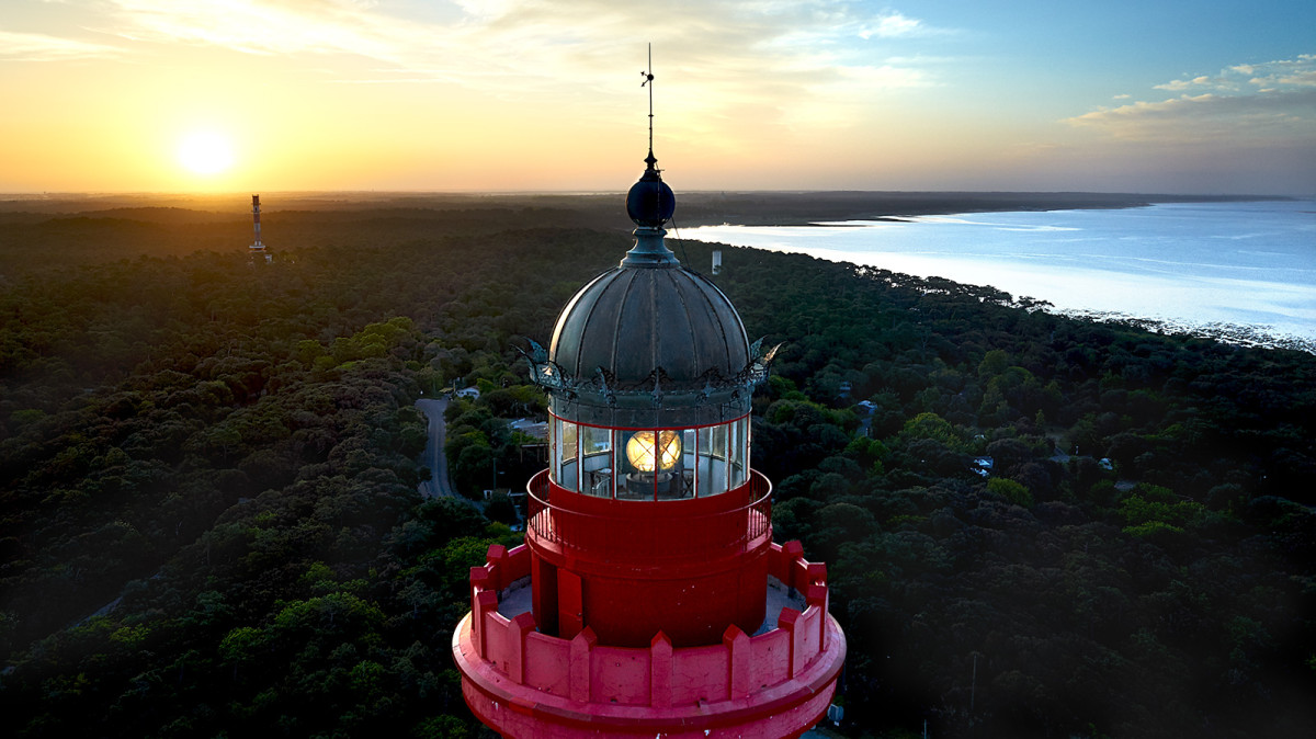 La coubre lighthouse