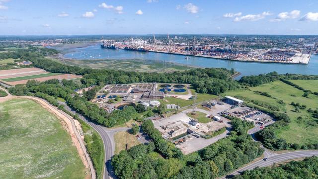 Southampton Docks, UK