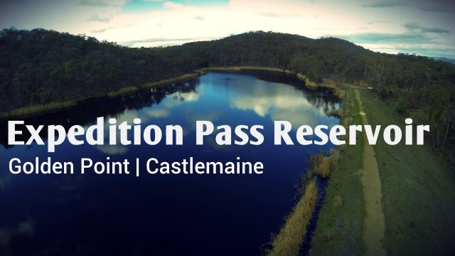 Expedition Pass Reservoir, Castlemaine
