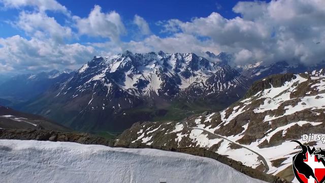 Col du Galibier – 2700m