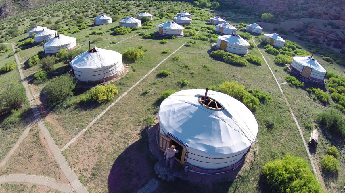 Khogno Khan Park, Mongolia