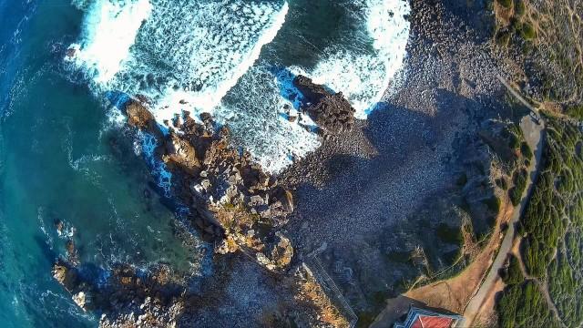 Praia do Abano, Guincho, Cascais, Portugal