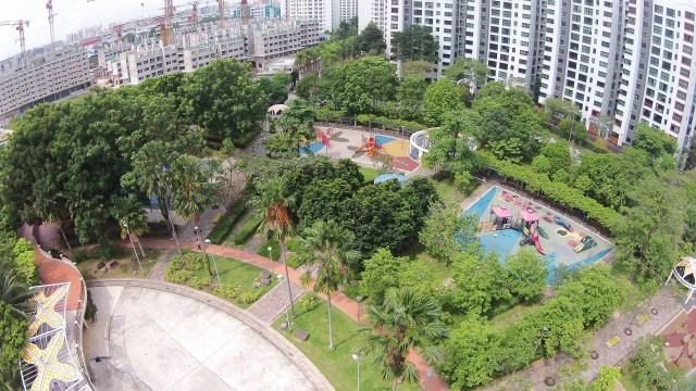 Woodlands Crescent Park, Singapore