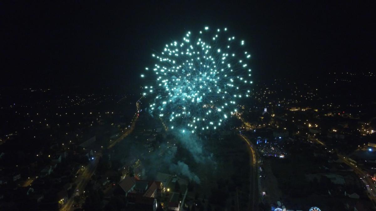 Wieliczka – Dni Świętej Kingi 2015 – Parking miejski