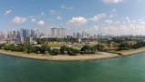 Marina South, Singapore