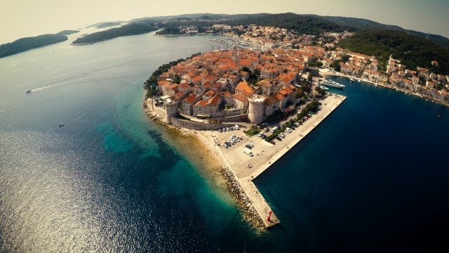 Island of Korčula, Croatia