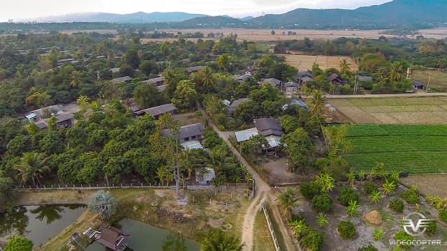 Lamphun – Thailand – 02/2014