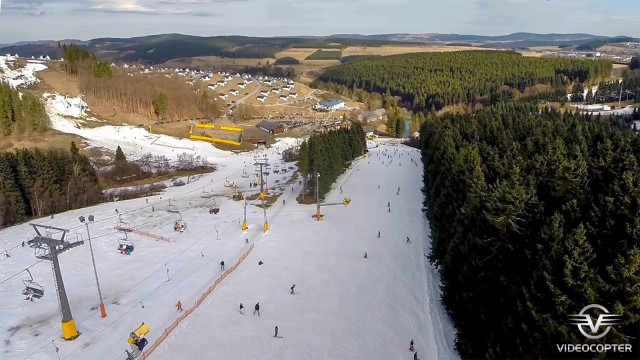 Winterberg Ski Resort – Germany – 03/2014