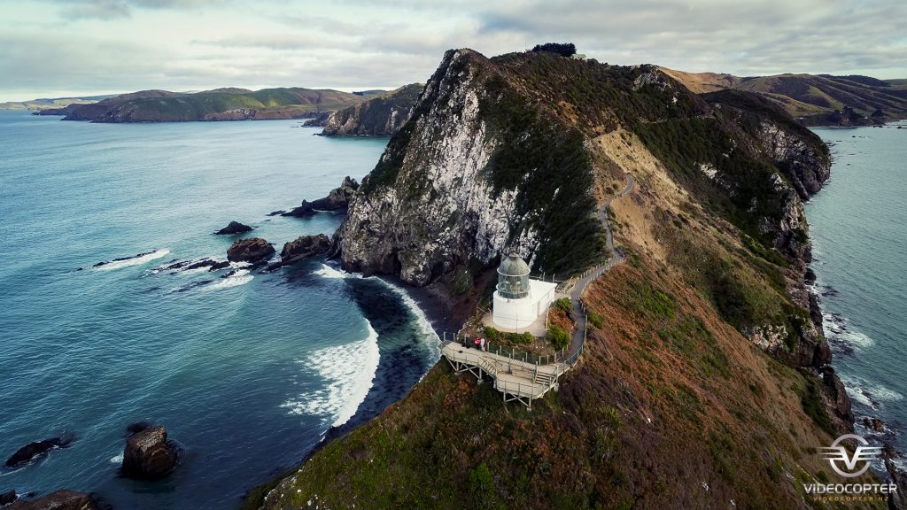 The Catlins New Zealand  city photo : Nugget Point – The Catlins – New Zealand | Dronestagram