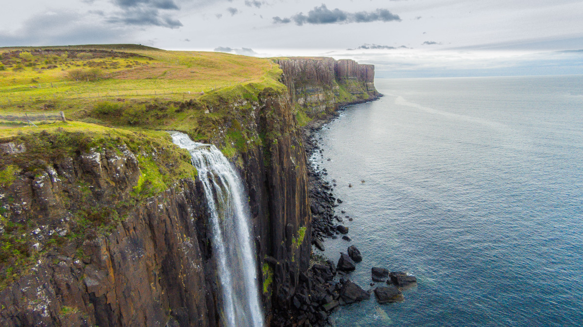 drone video camera with Kilt Rock Isle Of Skye Scotland on Oukitel C8 Price Specs as well Elephone S8 Price Specs as well Spark Dji Drone Fpv furthermore Kilt Rock Isle Of Skye Scotland likewise Powerray Fishing Drone Ces 2017 01 04 2017.