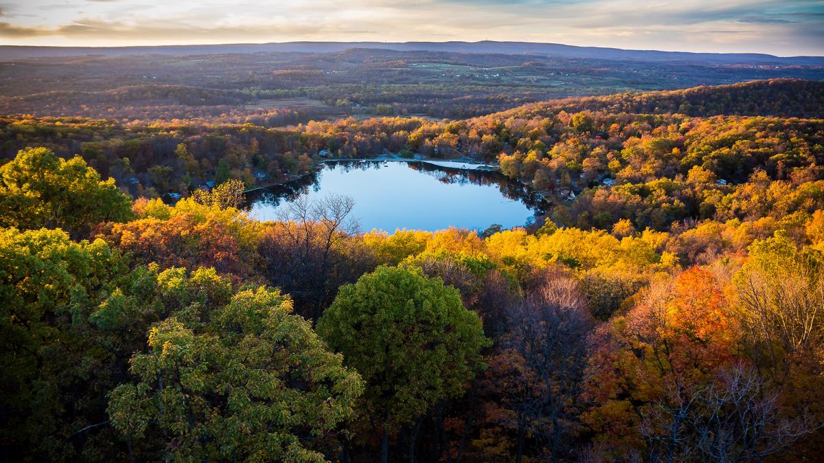 Wallkill Lake, New Jersey