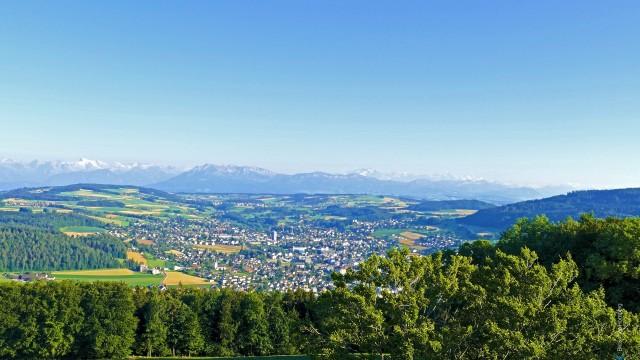 Homberg & Alpen