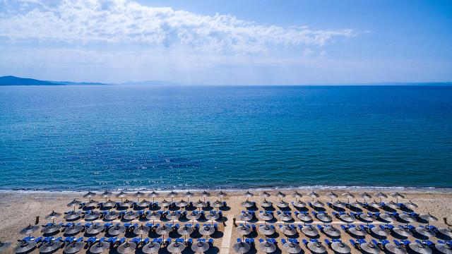 Kalyves beach / Halkidiki (Greece)