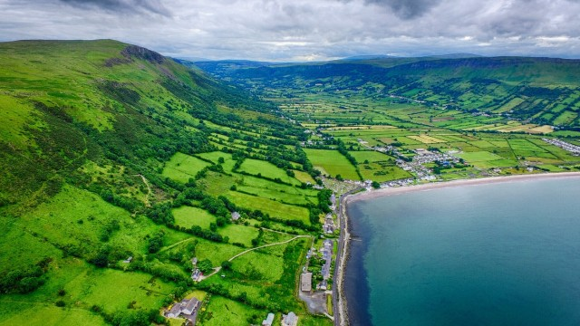 O'Kane's Laybay, Northern Ireland