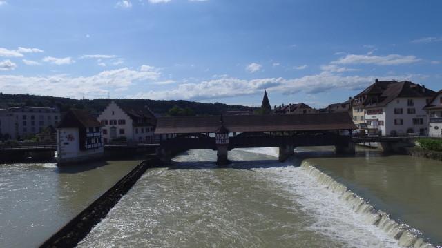Bremgarten Reussbrücke