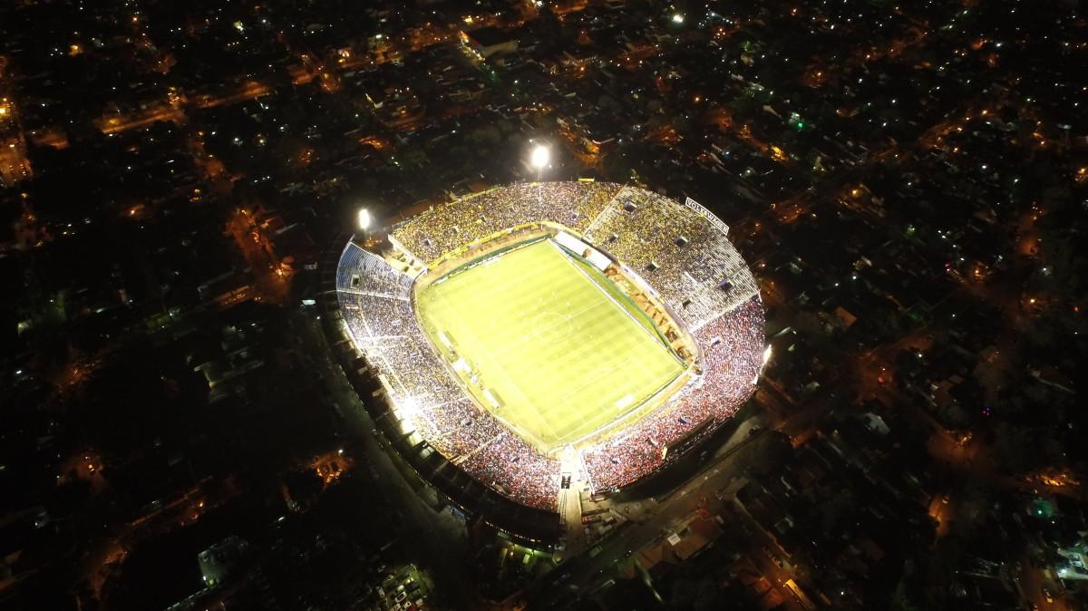 Estadio de los Defensores del Chaco, Asunción, Paraguay