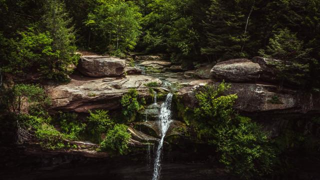 Kaaterskill Falls, Catskill Mountains, NY