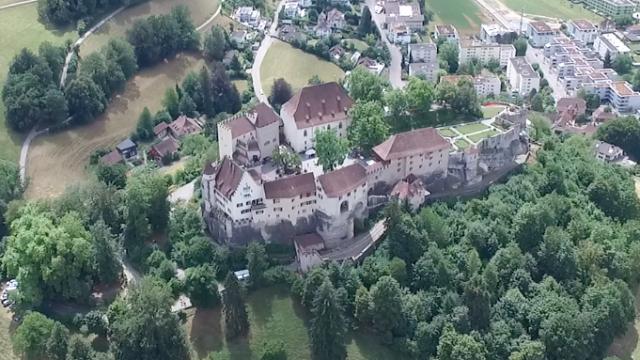 Schloss Lenzburg (Switzerland)