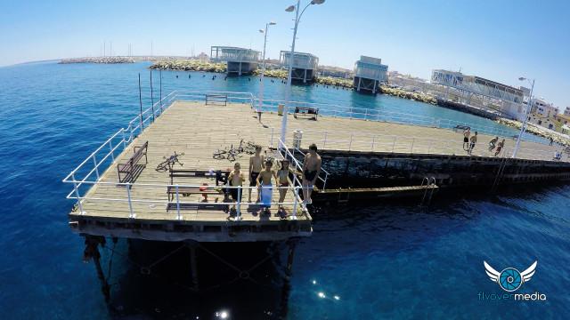 Limassol Marina Promenade