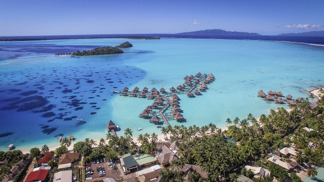 Intercontinental Resort & Spa, Bora Bora, French Polynesia