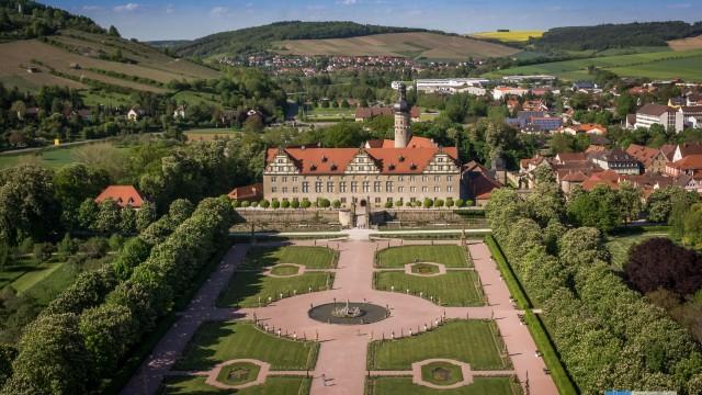 Deutschland, Schloss Weikersheim