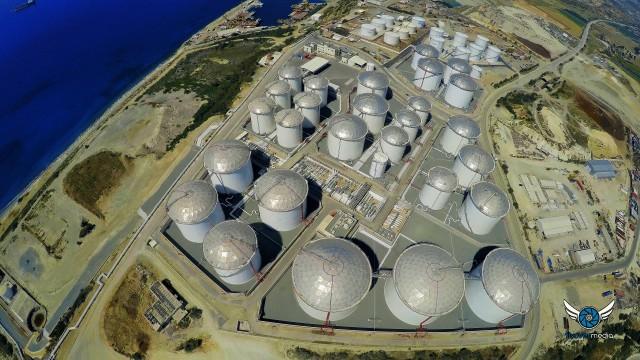 Vassilikos Port Cyprus