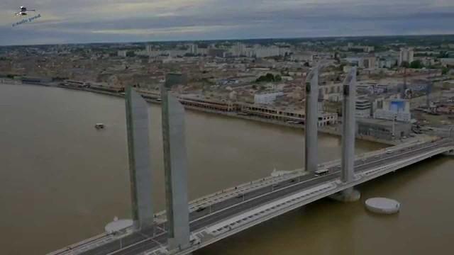 Bordeaux, pont Chaban Delmas