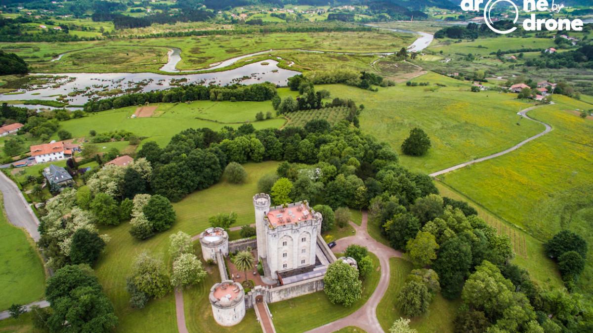 Castillo De Arteaga Gautegiz Arteaga Basque Country