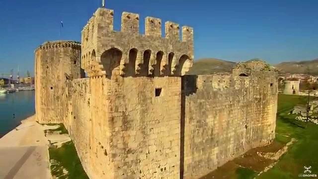 Castle Kamerlengo, Trogir, Dalmatia, Croatia