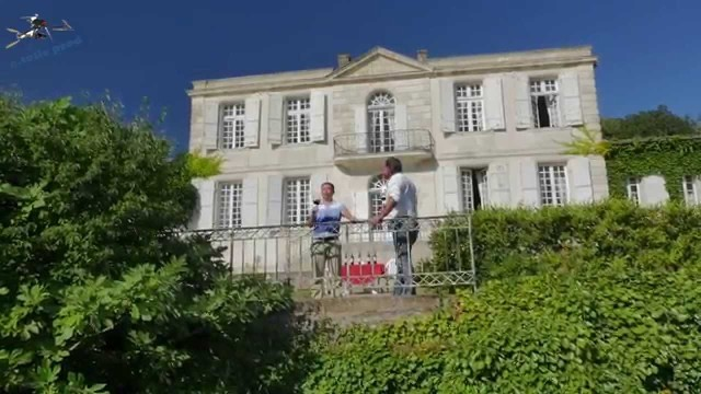 Château à Sainte-Croix du Mont