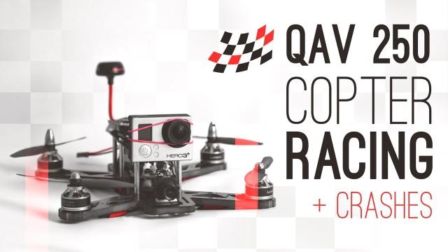 copter racing // 60fps.