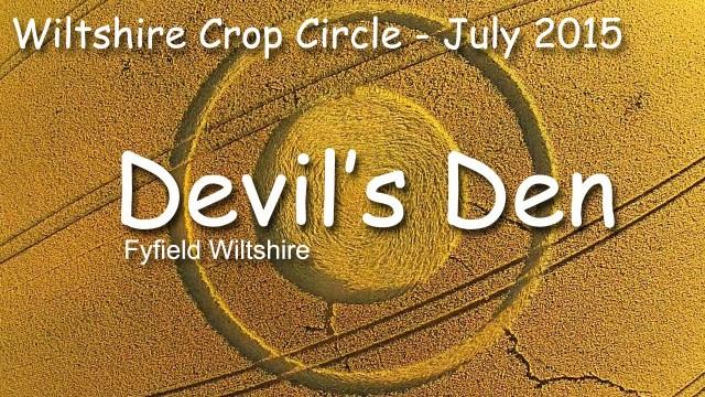 Devil's Den Fyfield Wiltshire