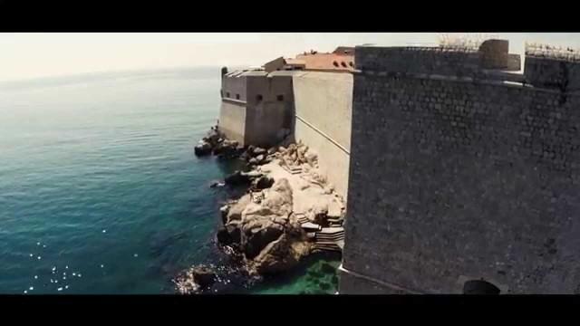Dubrovnik, Old town, Croatia