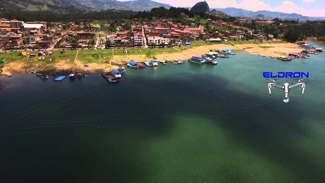El Peñol y Guatapé, Antioquia, Colombia