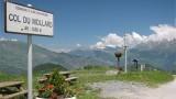 France, Albiez, Col du Mollard