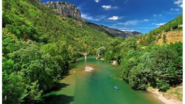 France, Gorges du Tarn