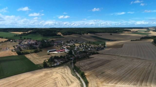 Hameau du Mesnil Milon, Gasny, Eure, France