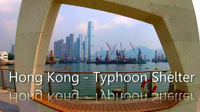 Hong Kong – New Yau Ma Tei Typhoon Shelter