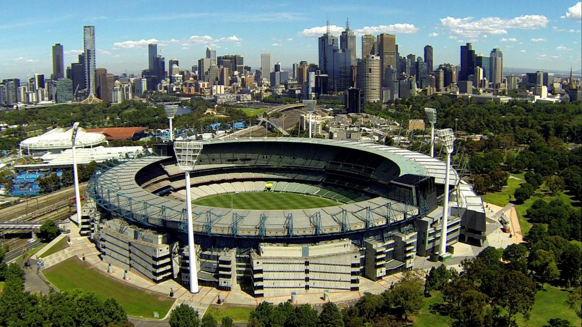 MCG Melbourne Cricket Ground