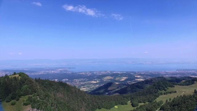 Le Mont Forchat – Mont Forchat summit – Haute-Savoie France