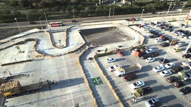 Plaza Sendero, Mazatlan, Sinaloa, Mexico