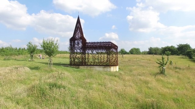 See-Through Church, Borgloon