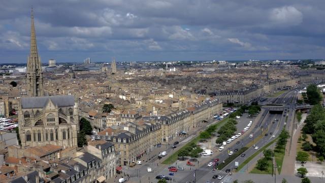 Eglise St Michel à Bordeaux