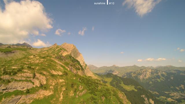 Grand Paradis, Switzerland